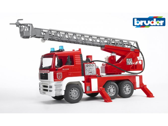 BRUDER 02771+Logo