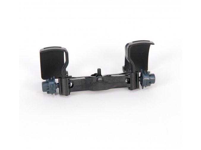 Náhradní díl pro Bruder BR 03012 - předni náprava /bez kol/, pro traktor Claas