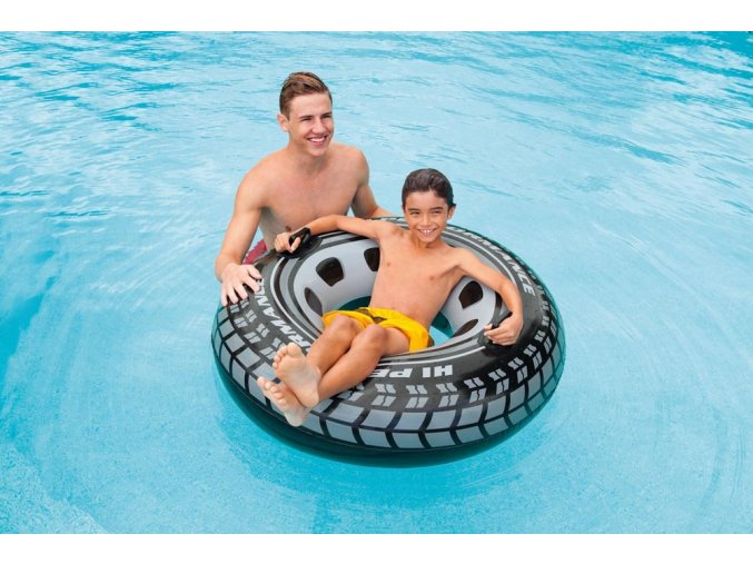 Intex kruh plovací pneumatika 1,14m