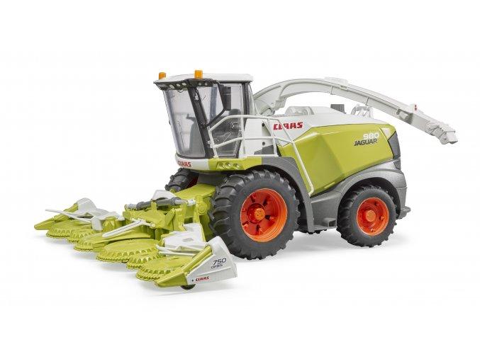 Řezačka na kukuřici CLAAS  JAGUAR 980