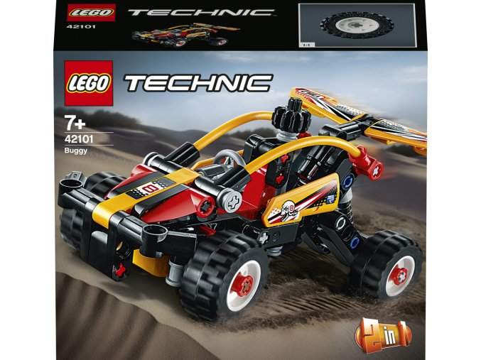 LEGO 42101 Technic Bugina