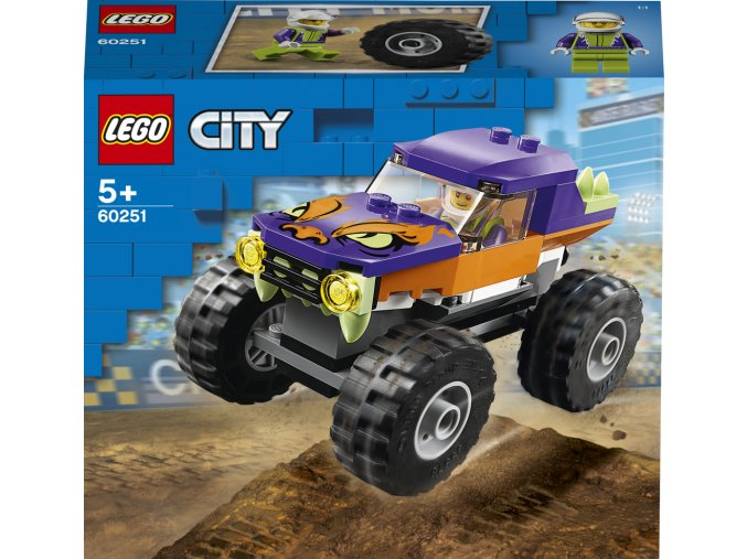 LEGO 60251 City Monster truck