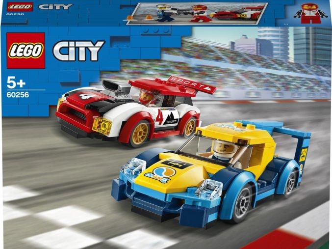 LEGO 60256 City Závodní auta