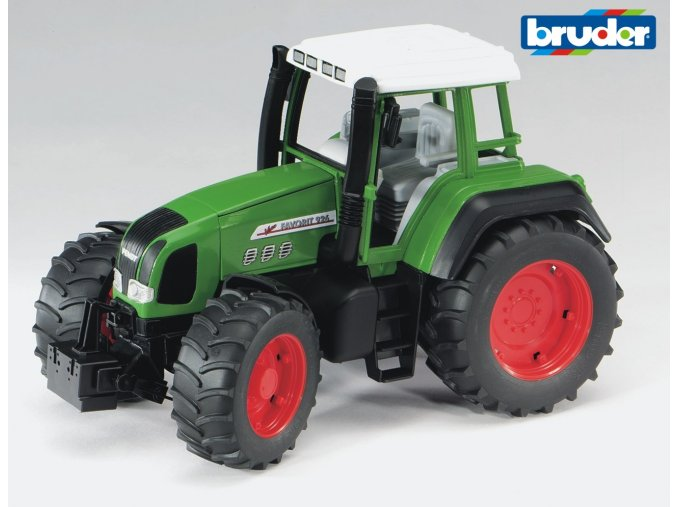 Zelený TRAKTOR FENDT 926 VARIO značky Bruder - BR 02060