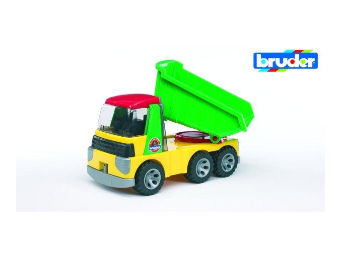 BRUDER 20000 Roadmax-AUTO nákladní sklápěčka