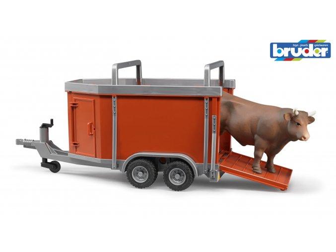 BRUDER 2029 Přepravník na domácí zvířata