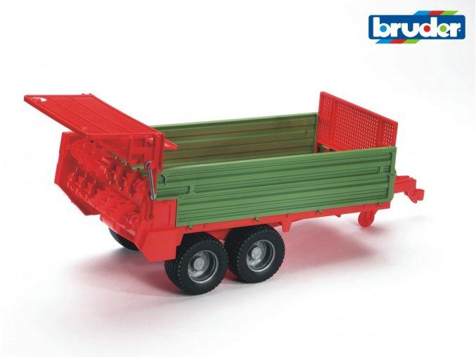 Rozmetadlo velké značky Bruder - BR 02209