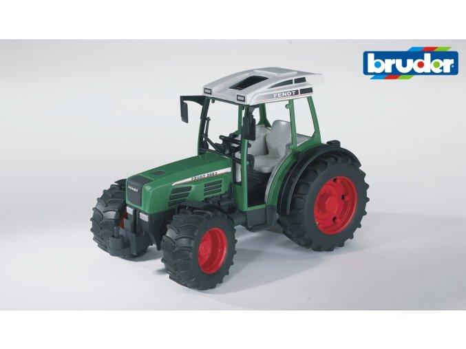 Zelený TRAKTOR FENDT 209 S značky Bruder - BR 02100