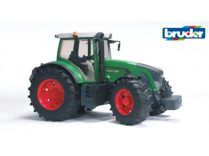 Zelený TRAKTOR FENDT 936 VARIO značky Bruder - BR 03040