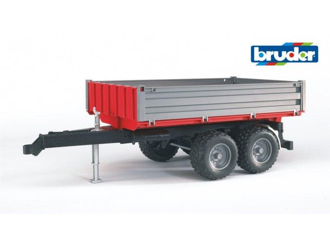 Sklápěcí vůz značky Bruder - BR 02019