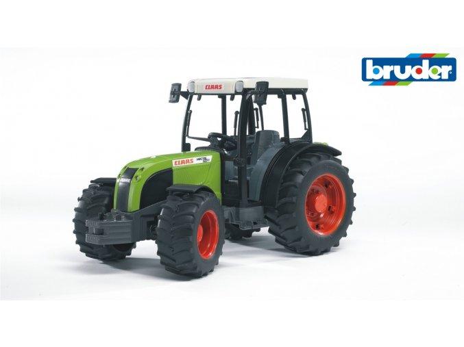 Zelený TRAKTOR NECTIS 267F značky Bruder - BR 2110