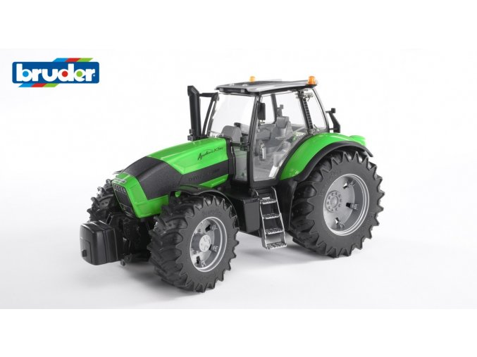 BRUDER 3080 Zelený TRAKTOR DEUTZ AGROTRON X720