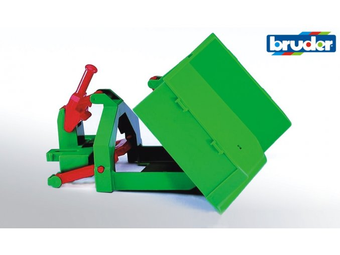 Plošina za traktor značky Bruder - BR 02336