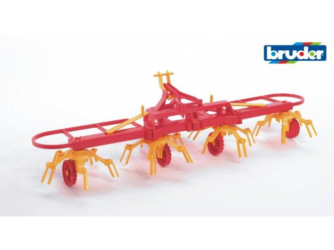 Obraceč sena značky Bruder - BR 02328