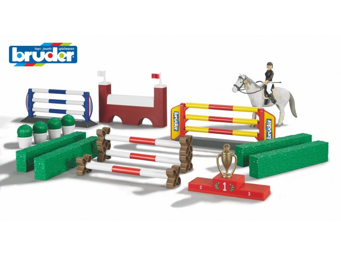 Překážky,figurka,kůň+přísl.