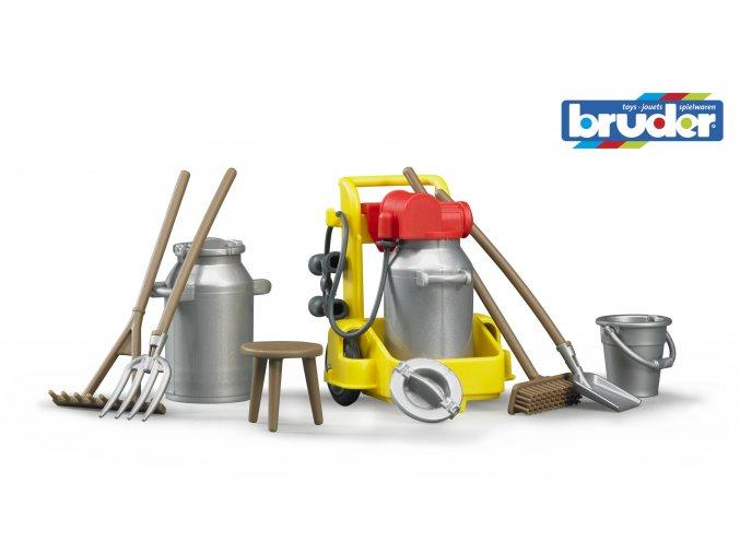 Dojící souprava značky Bruder - BR 62603