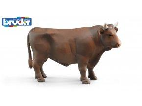 BRUDER 2309 Figurka - býk hnědý