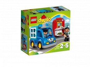 LEGO® 10809 DUPLO® Policejní hlídka
