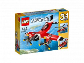 LEGO 31047 Creator Vrtulové letadlo