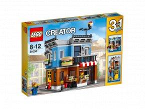 LEGO 31050 Creator Občerstvení na rohu