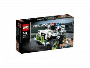LEGO 42047 Technic Policejní zásahový vůz