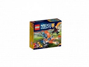 LEGO 70310 Nexo Knights Knightonův bitevní