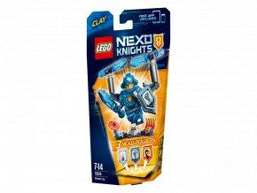 LEGO 70330 Nexo Knights Úžasný Clay