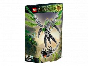 LEGO 71300 BIONICLE Uxar-Stvoření z džungle