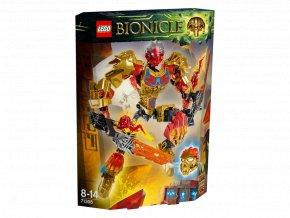 LEGO 71308 BIONICLE Tahu-Sjednotitel ohně