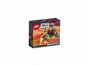 LEGO 75129 Star Wars Wookieská válečná loď