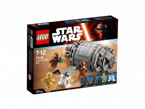 LEGO 75136 Star Wars Droid Espace Pod