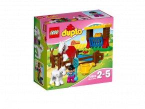 LEGO 10806 DUPLO Koníci