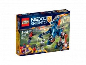LEGO 70312  Nexo Knights Lanceův mechanický kůn