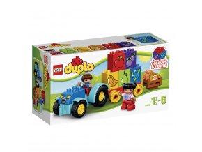 LEGO 10615 DUPLO Můj první traktor