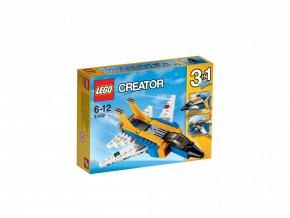 LEGO 31042 Creator Super stíhačka
