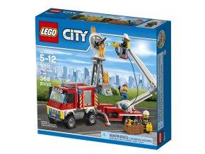 LEGO 60111 City Zásahové hasičské auto