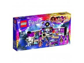 LEGO 41104 Friends Šatna pro popové hvězdy