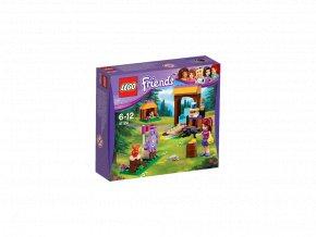 LEGO 41120 Friends Dobrodružný tábor - lukostřelba