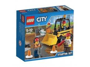 LEGO 60072  City Demoliční práce – startovací sada