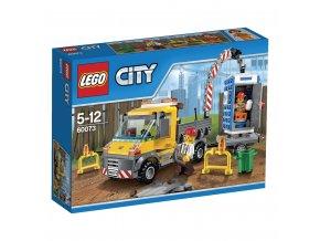 LEGO 60073 City Servisní truck