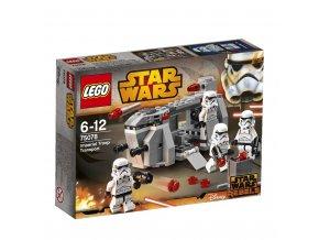 LEGO 75078  Star Wars Přepravní loď Impéria