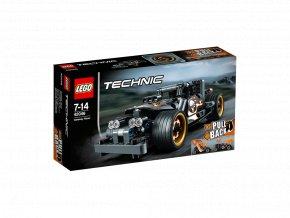 LEGO 42046 Technic Únikové závodní auto