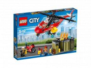 LEGO 60108 City Hasičská zásahová jednotka