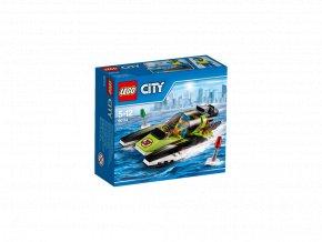 LEGO 60114 City Závodní člun