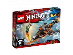 LEGO 70601 NINJAGO Žraločí letoun