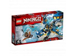 LEGO 70602 NINJAGO Jayův drak blesku