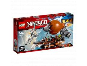 LEGO 70603 NINJAGO Útočná vzducholoď