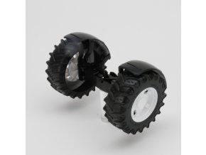 Náhradní díl pro Bruder BR 03020 - Přední náprava pro traktory New Holland, Renault Atles a Steyr