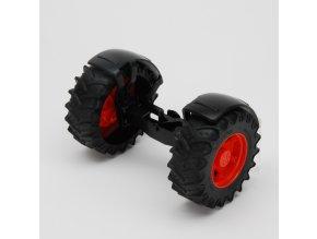 Náhradní díl pro Bruder BR 03010 - přední náprava pro traktory Claas Atles BR 03010