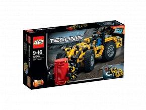 LEGO 42049 Technic Pyrotechnický vůz